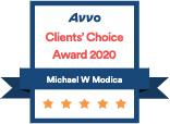 Avvo Client's Choice Award 2020